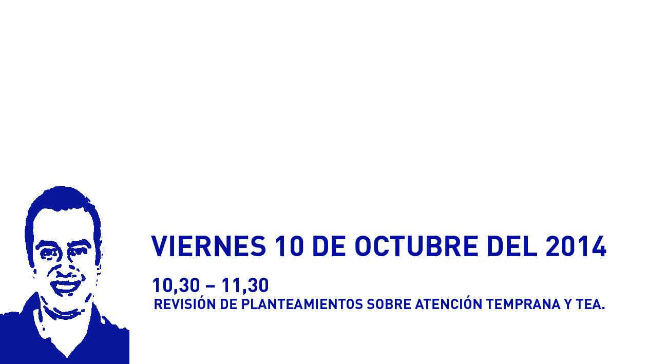 Pedro Jimenez programa