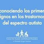 deteccion precoz autismo