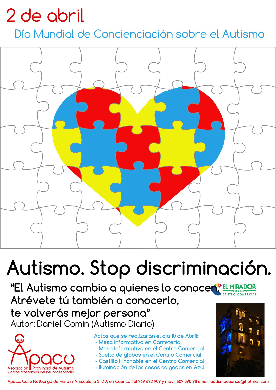 Autismo Stop Discriminacion Apacu