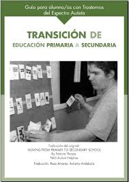 Autismo Guia de Transición Educativa Primaria Secundaria