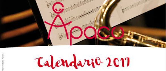 CALENDARIO SOLIDARIO APACU 2017