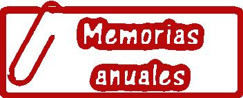 Memorias anuales