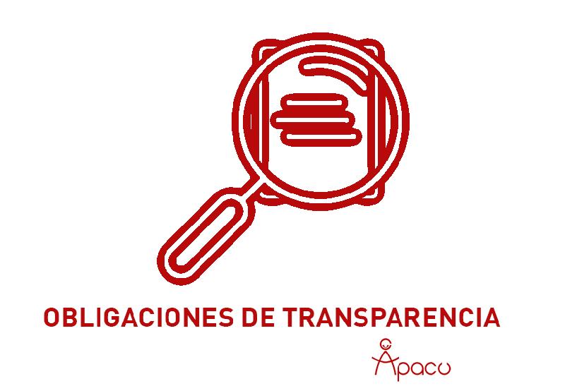 transparencia APACU