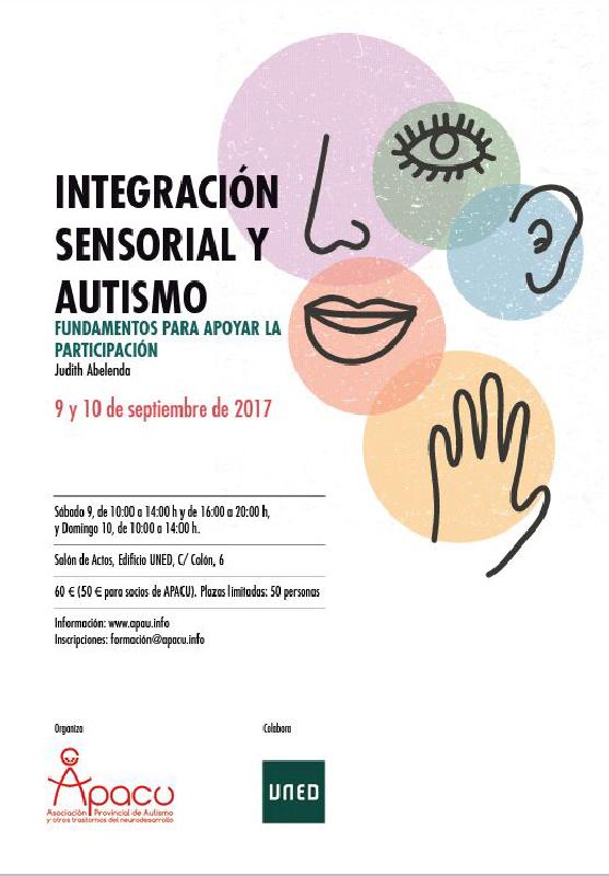 Curso De Integracion Sensorial Y Autismo Apacu
