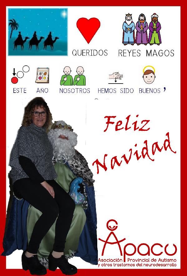 Feliz Navidad Apacu 2017