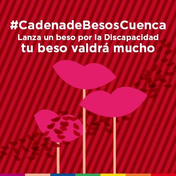 Cadena de besos Cuenca
